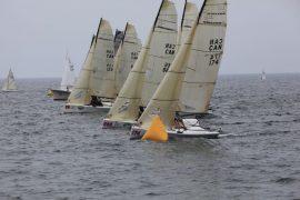 melges 20 one-design fleet